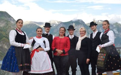Norwegian-Hungarian Cultural Festival in Undredal
