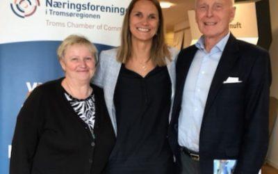 HNCC delegation to Tromsø and Bodø