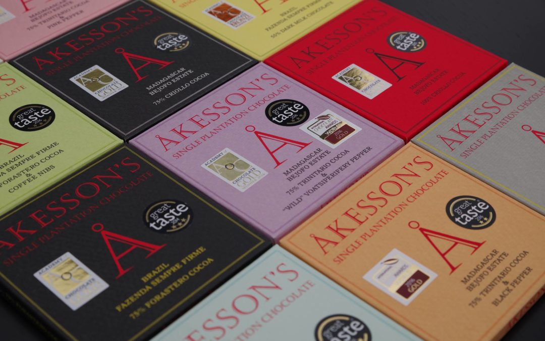 Would you like to taste the world's award-winning chocolates?
