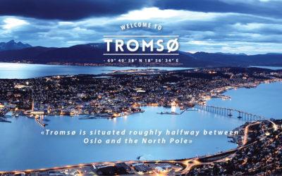 Ambassador H.E. Anna Sikó visited Bodø and Tromsø
