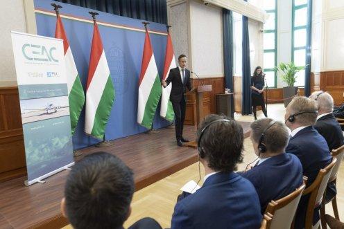 Norwegian investors establish pilot training centre in Hévíz, Hungary