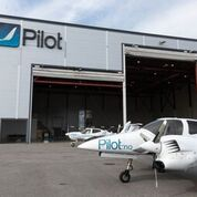Study tour to our member company, Pilot Flight Academy