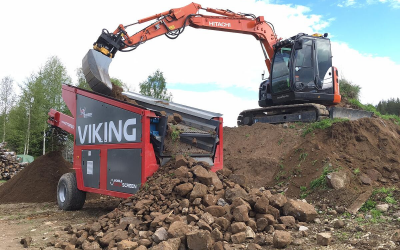 VIKING mobile deckscreen 100 units in Europe