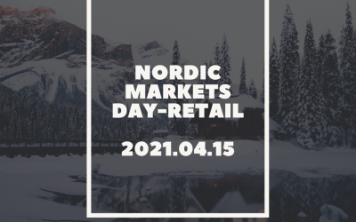 Nordic Markets Day – Retail April 15th 2021