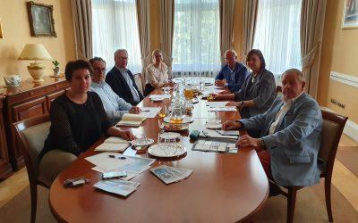 HNCC Board meeting